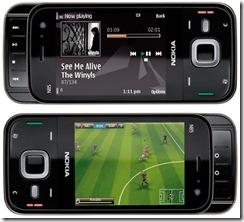 Nokia N85 Football