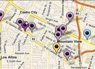 Loopt для iPhone 3G использует GPS для отображения положения друзей