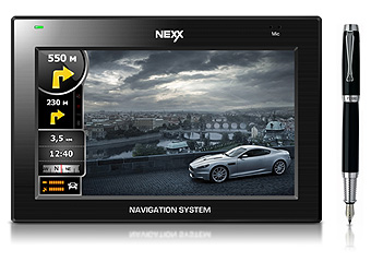 Nexx Digital Navigation System