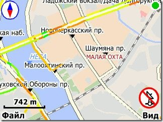 Пробки@mail.ru